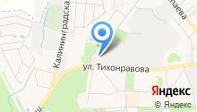 НИИ космических систем им. А.А. Максимова на карте