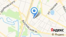 Пушкинский городской суд на карте