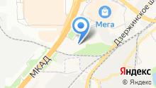 Hmark на карте