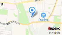 Метамакс на карте