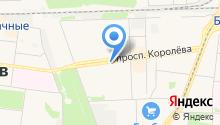 Оптика-ШБ на карте