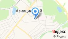 Востряковский лицей №1 на карте