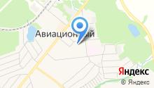 Востряковская средняя общеобразовательная школа №3 с углубленным изучением отдельных предметов на карте