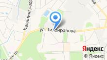 Магазин армянских продуктов на карте