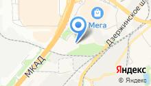 ТЕХИНКОМ на карте
