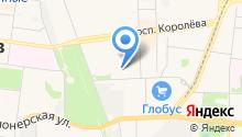 МУ МВД России Королёвское на карте