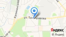 Магазин женской одежды из Белоруссии на карте