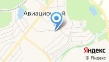Кафе на Жуковского на карте