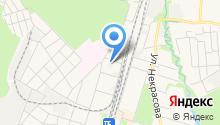 Сеть магазинов газового оборудования на карте