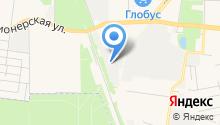 Искра-2 на карте