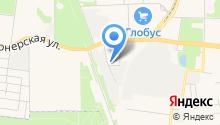 Автозапчасти для иномарок на карте