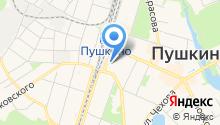 Траттория на карте