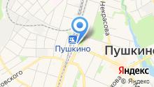 Тандыр Хаус на карте