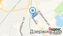 Школа изобразительного искусства им. В.А. Огольцова на карте