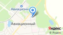 Аэропортовская детская музыкальная школа на карте