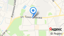 Управление Пенсионного фонда РФ №17 г. Москвы и Московской области на карте