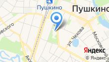 Московский областной музыкальный колледж им. С.С. Прокофьева на карте