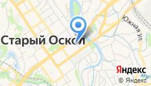 Альфа Сталь-РДО на карте