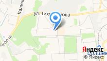Королёвская станция скорой медицинской помощи, ГБУЗ на карте