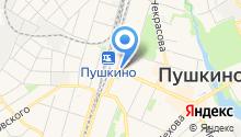 Часовня во имя Николая Чудотворца в Пушкино на карте