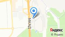Lamadjo на карте