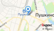 Оконикс на карте