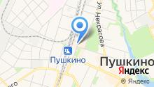 Магазин продуктов из Армении на карте