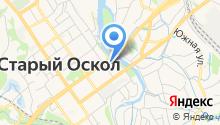 Мельница, ТСЖ на карте