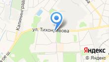 ЛожкаВилка на карте