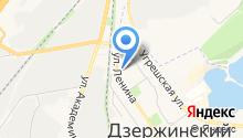 РемБытСервис на карте