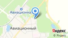 Рамада Москва Домодедово на карте
