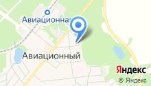 Электросеть, МУП на карте