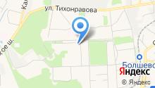Адвокат Дементьев В.Е. на карте