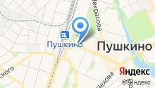 Аптека на Московском 3 на карте