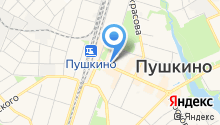 Ателье-мастерская на карте