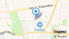 NOX на карте