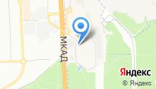 Балашихинское межмуниципальное управление МВД России на карте