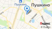 Пушкино-Информ на карте