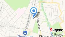 УльтраБокс на карте