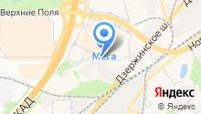 ГАЗСТРОЙ на карте
