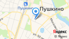 Пушкинское общество охотников и рыболовов на карте