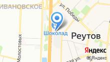 DivanSP.ru на карте