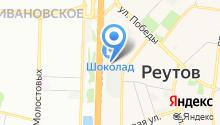 Пивная бочка на карте