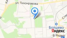 ЛИМОН на карте