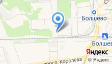 Центр безопасности информации на карте