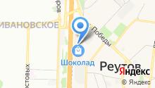 DyDo на карте
