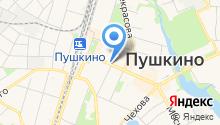 Пушкино Инфо на карте