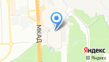 Фордомир на карте