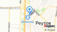 SDVK на карте