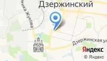Иппон на карте